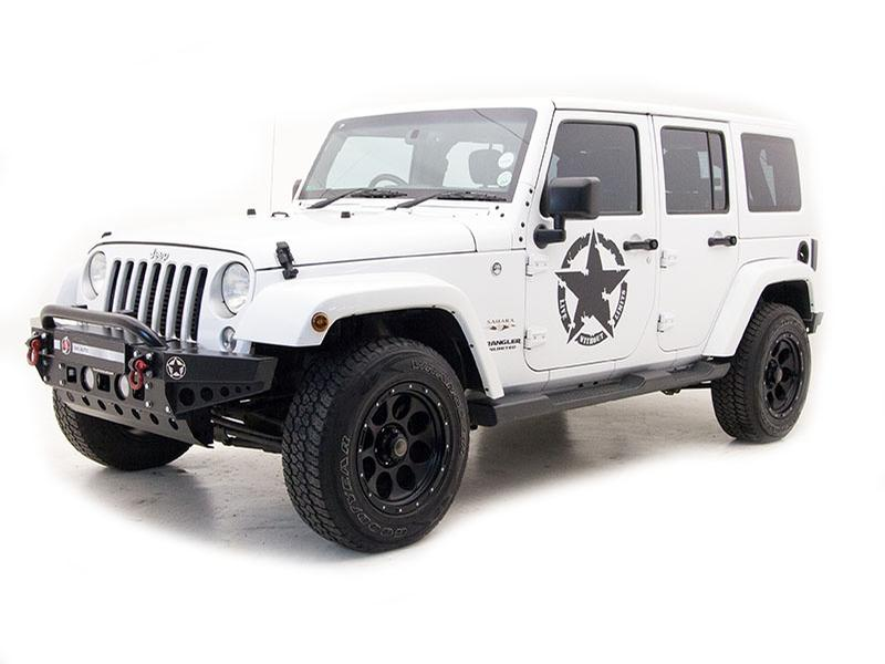Jeep Wrangler Unlimited 2.8 Crd Altitude At