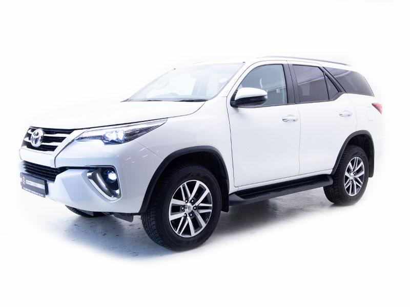Toyota Fortuner MY19.6 2.8 Gd-6 4X4 At