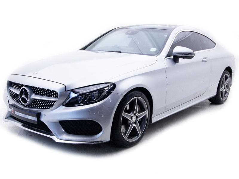 Mercedes-Benz C-Class Coupe C 300 Amg 7G-Tronic