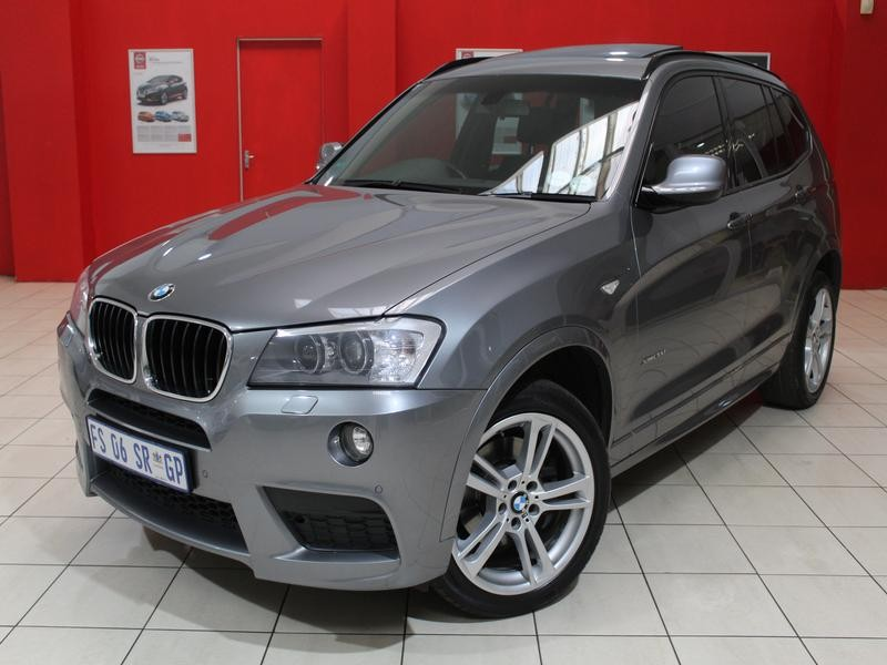 BMW X3 Facelift Xdrive20d M Sport Steptronic