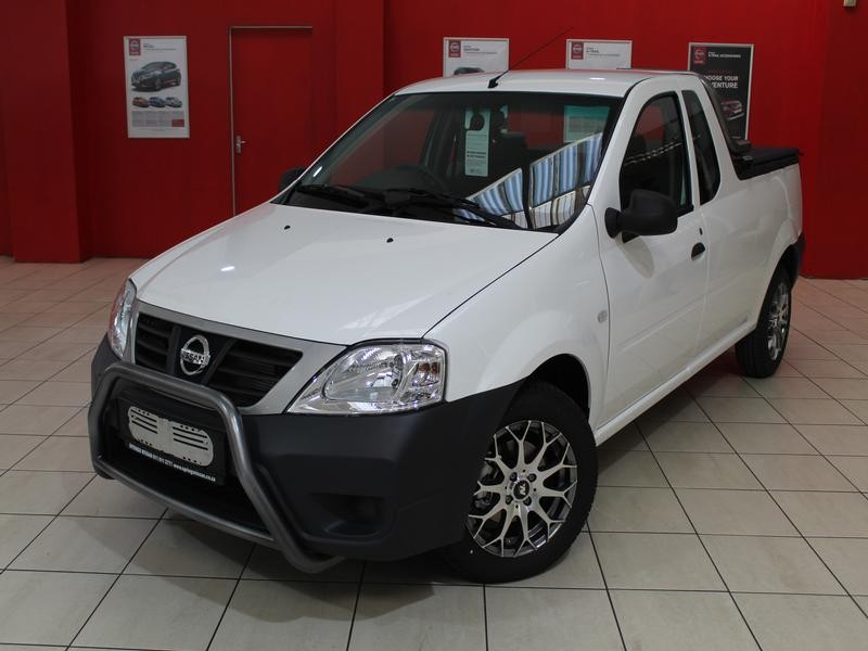 Nissan NP200 1.6 8V A/c+safety Pack