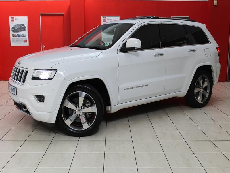Jeep Grand Cherokee 3.0 Crd Overland At