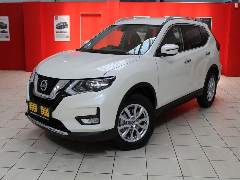 Nissan X-Trail My20 2.5 Acenta Tech 4X4 Cvt