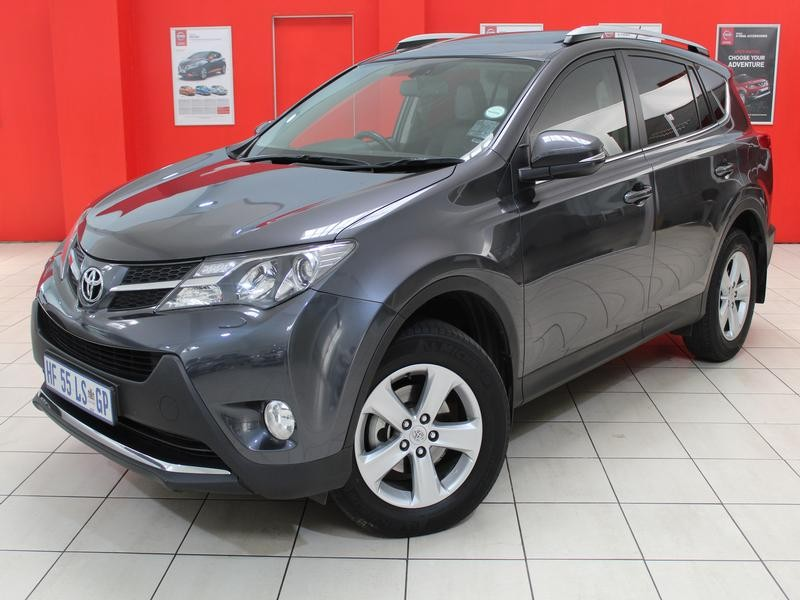 Toyota Rav4 2.2 D Vx 4X4 At