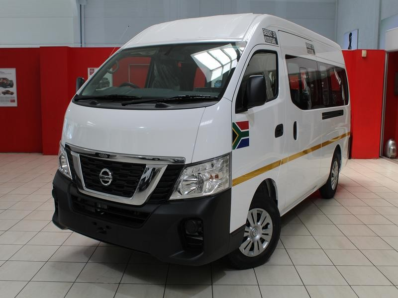 Nissan NV350 Taxi 2.5 Petrol Wide Taxi (Speed Limit)