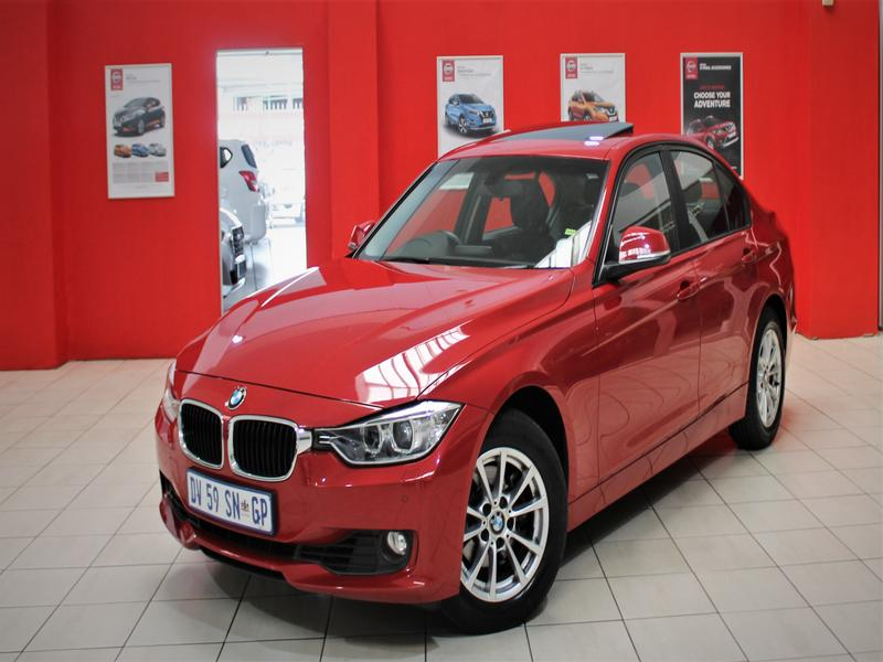 BMW 3 Series Sedan 320i Sport Steptronic