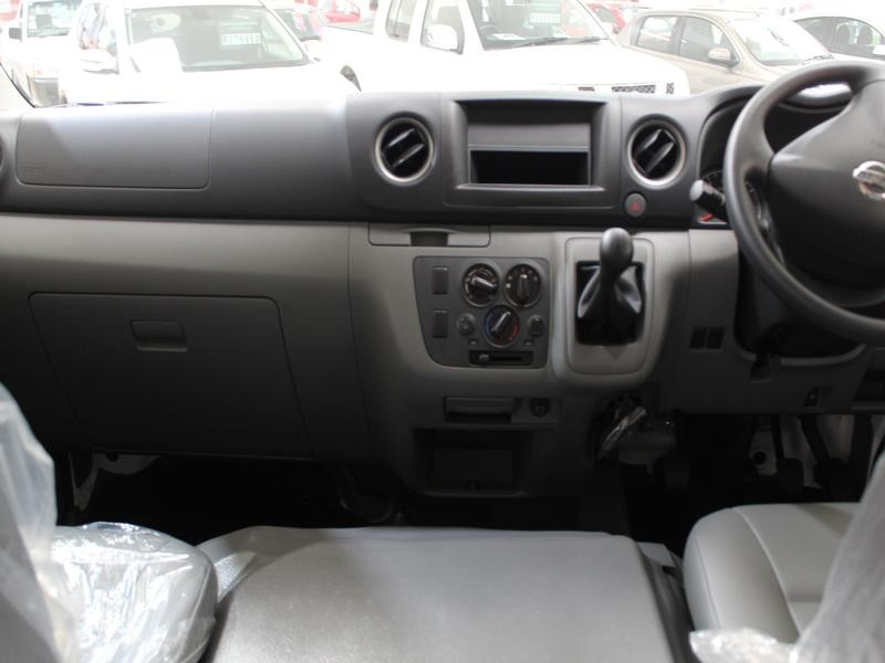 Nissan NV350 Taxi 2.5 Petrol Wide Taxi with front AC (Speed Lim
