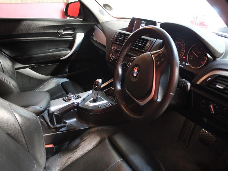BMW 2 Series Coupe 220d Sport Line Steptronic