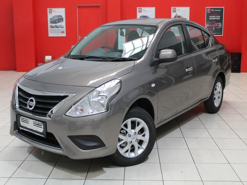 Nissan Almera 1.5 Acenta At