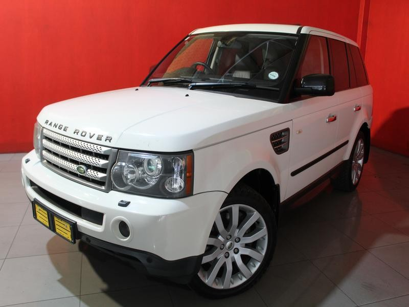 Land Rover Range Rover 3.6 Td V8 Commandshift