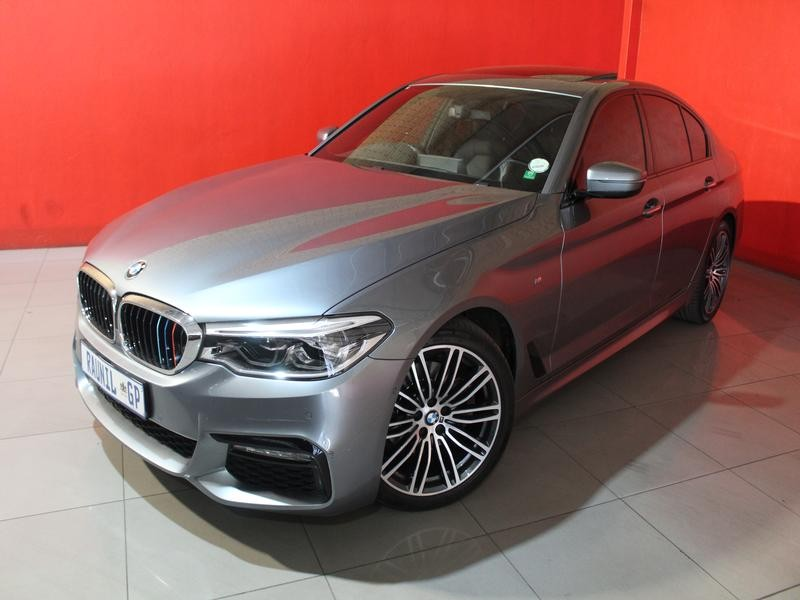 BMW 5 Series Sedan 520d M Sport Steptronic