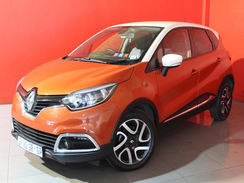 Renault Captur 1.2 Turbo Edc Dynamique