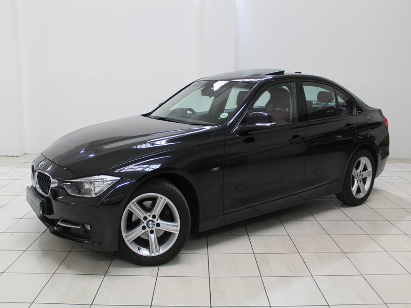 BMW 3 Series Sedan 320i Sport Line Sport Steptronic