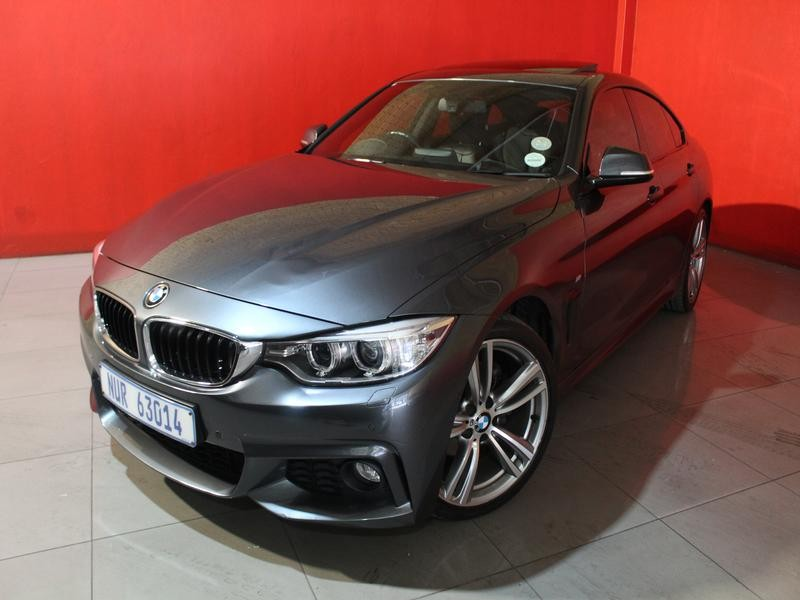 BMW 4 Series Gran Coupe 420d M Sport Steptronic
