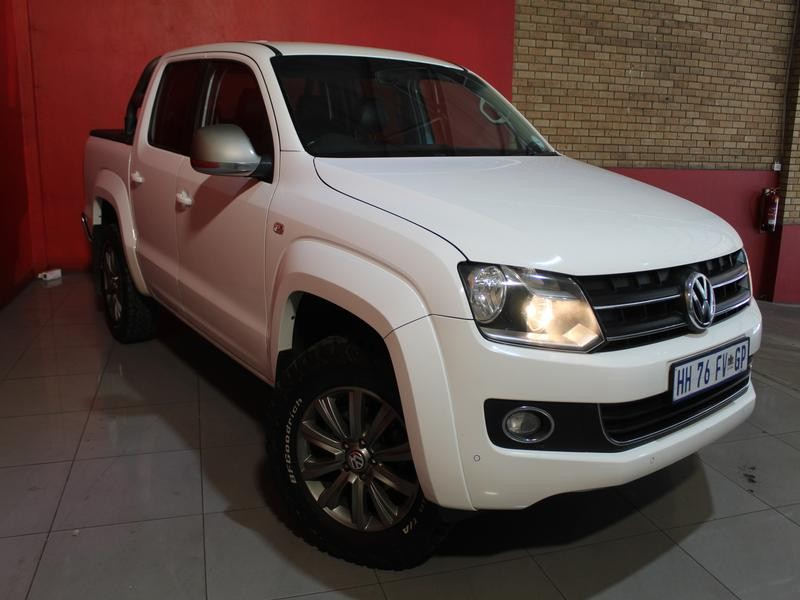 Volkswagen Amarok My15 2.0 Bitdi D/cab Highline 4motion At