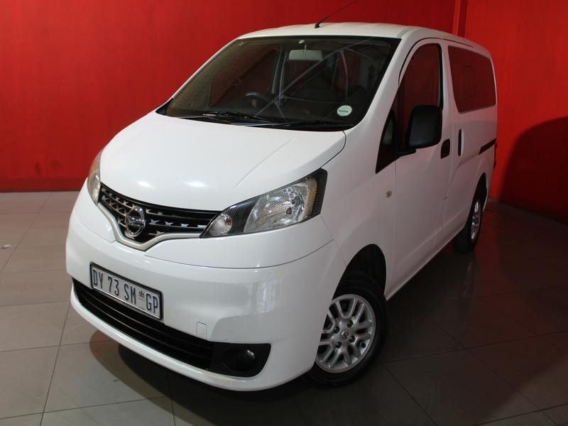 Nissan NV200 My15 1.5 dCi Visia Combi