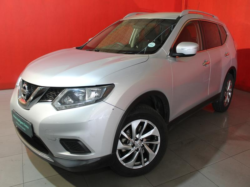 Nissan X-Trail 1.6DCI 4X2 Xe Design 7-Seater