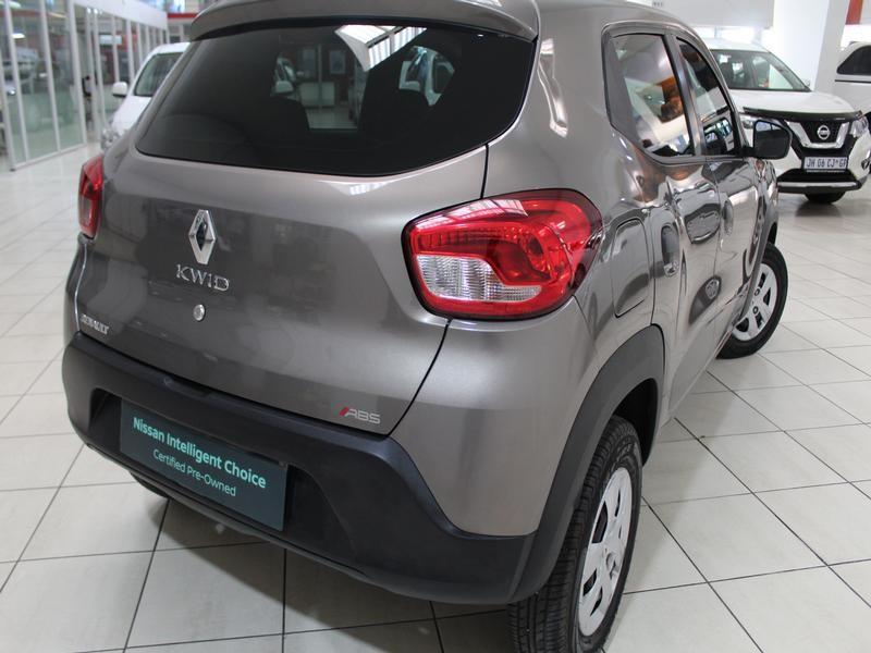 Renault Kwid 1.0 Expression (abs)