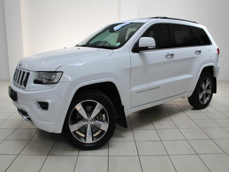 Jeep Grand Cherokee 3.6 Overland At