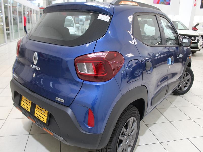 Renault Kwid My19 1.0 Climber Amt (abs)