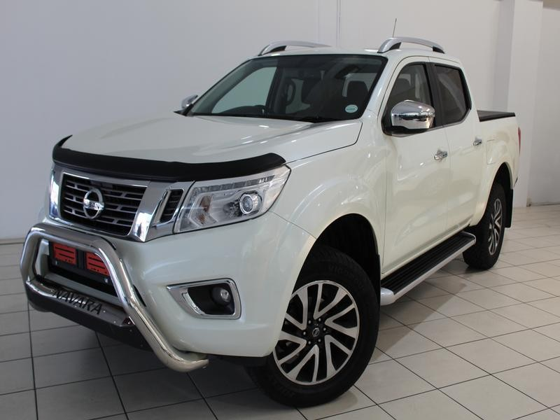 Nissan Navara 2.3D D/cab 4X4 Le At (leather Seats