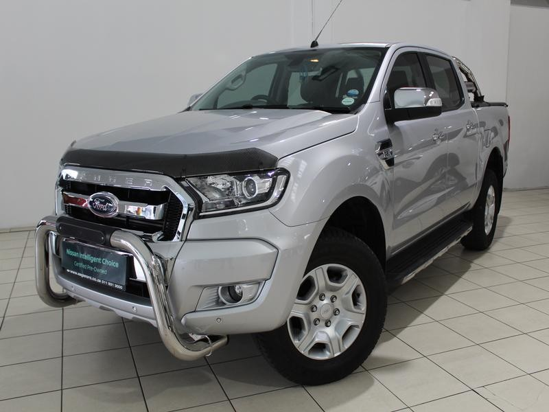 Ford Ranger 3.2 Tdci Xlt 4X2 D/cab At