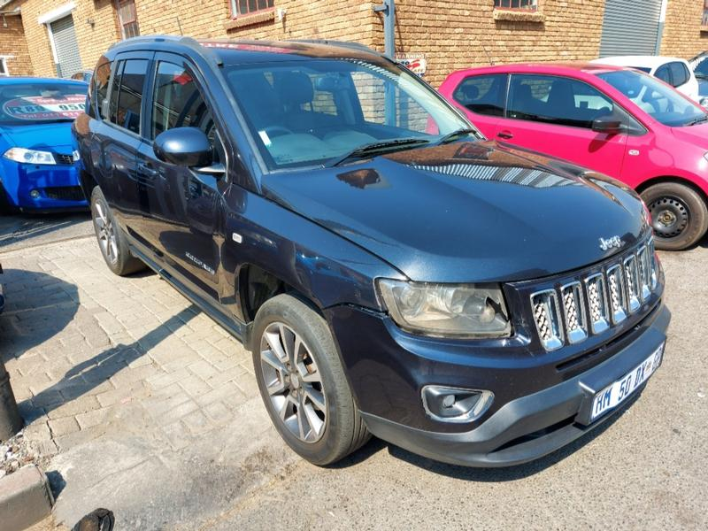 Jeep Compass 2.0 Limited Cvt