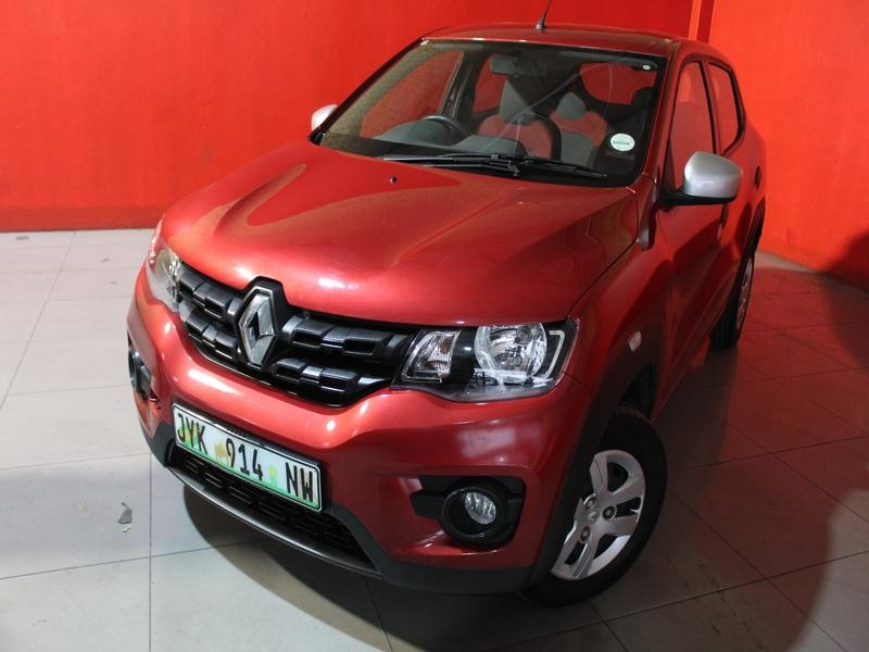 Renault Kwid 1.0 Dynamique Amt (abs)