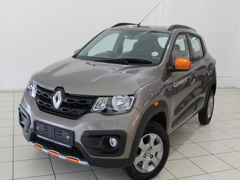 Renault Kwid My19 1.0 Climber (abs)