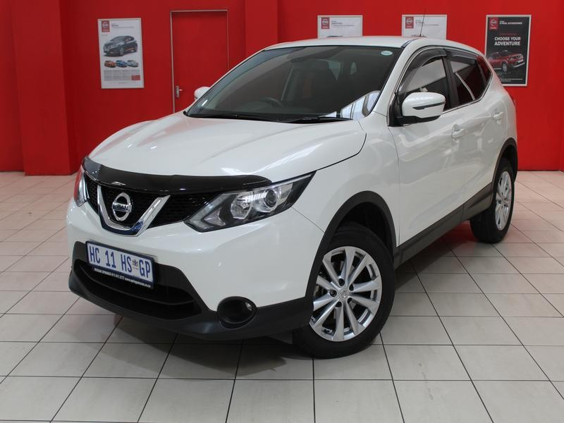 Nissan Qashqai 1.5 DCi Acenta Limited Edition