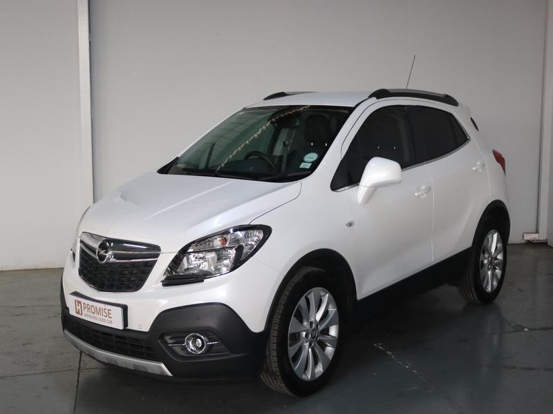 Opel Mokka 1.4T Cosmo At