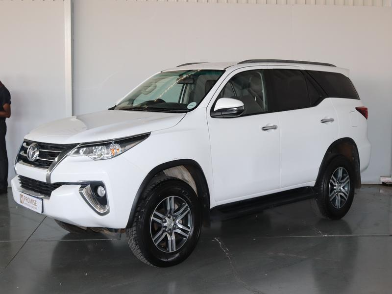 Toyota Fortuner Sc 2.4 Gd-6 4X4 At