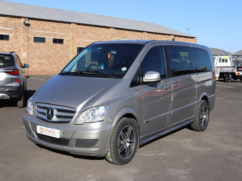 Mercedes-Benz Viano 3.0 Cdi Ambiente At