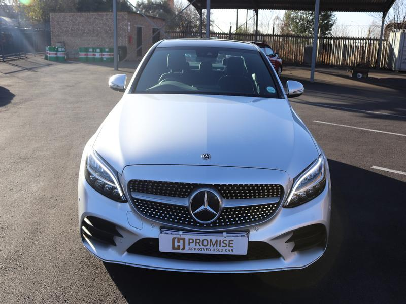 Mercedes-Benz C-Class Sedan C 200 9G-Tronic
