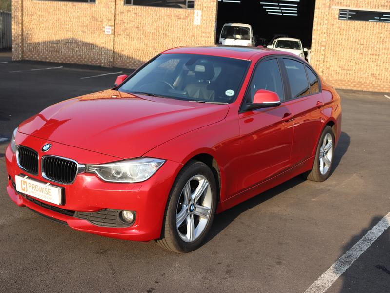 BMW 3 Series Sedan 320d Steptronic