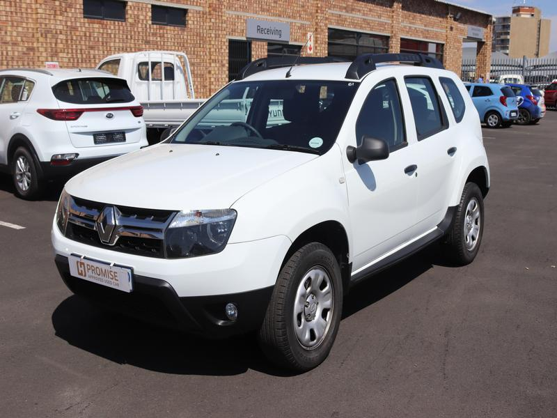 Renault Duster My18 1.6 Expression 4X2