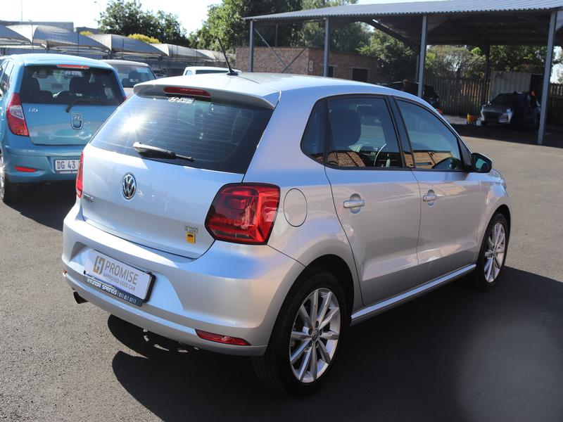 Volkswagen Polo My15 1.2 Tsi Highline Dsg