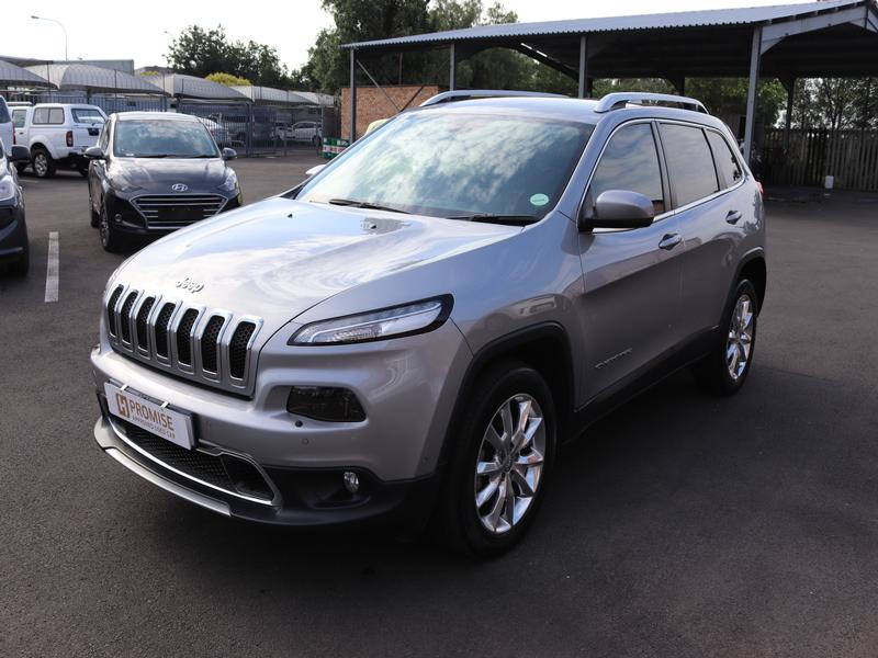 Jeep Cherokee 3.2 Limited 75th Edition Fwd At
