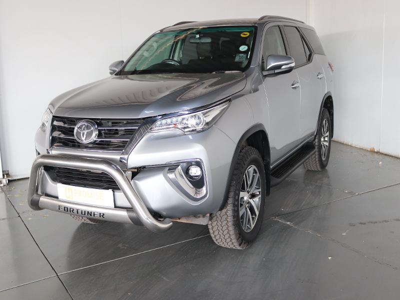 Toyota Fortuner MY19.6 2.8 Gd-6 Raised Body At
