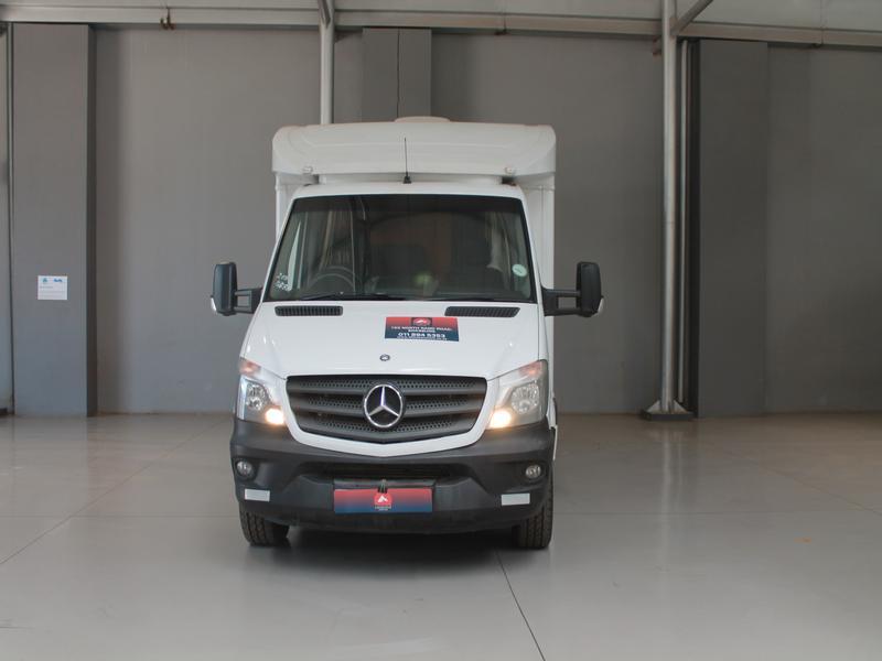 Mercedes-Benz Sprinter 4 BERTH AVALON