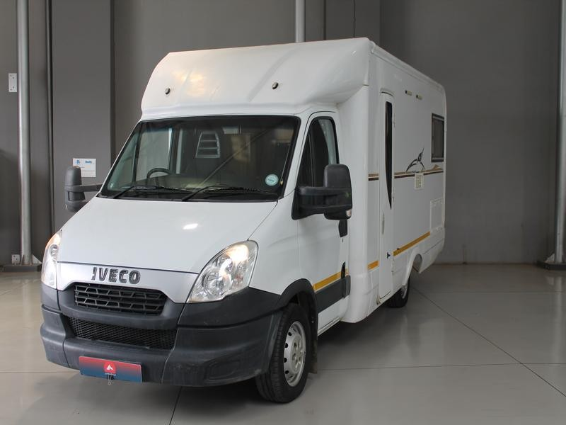 Iveco Daily 4 Berth Motorhome