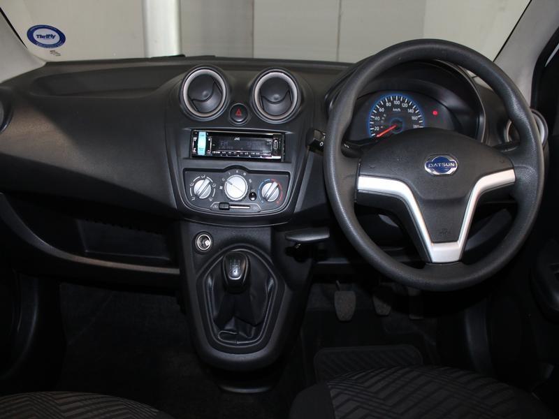 Datsun Go 1.2 Lux (ab)