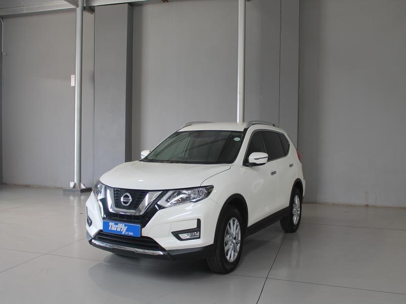 Nissan X-Trail 2.5 Acenta 4x4 CVT