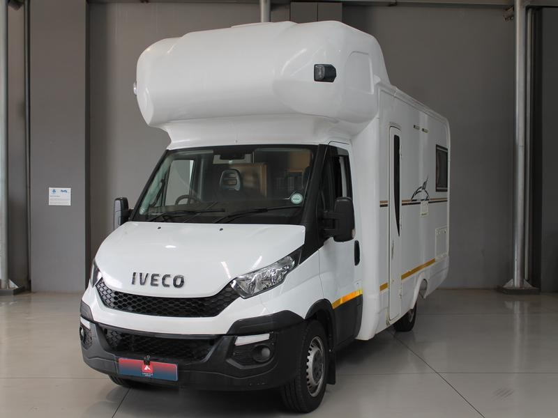 Iveco Daily 6 Berth Motorhome