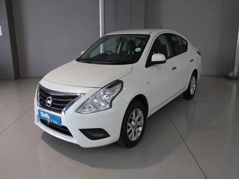 Nissan Almera 1.5 Acenta At