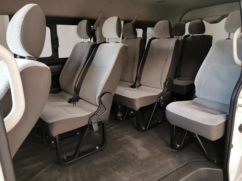 Toyota Quantum My15 2.7 10-Seater Bus
