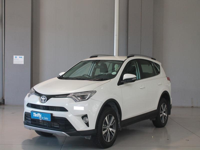 Toyota Rav4 2.0 Gx 4X2 Cvt