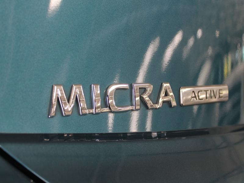 Nissan Micra Active 1.2 Visia +