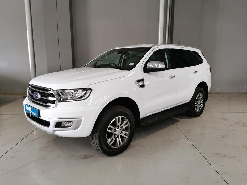 Ford Everest 3.2 Tdci Xlt 4X4 At