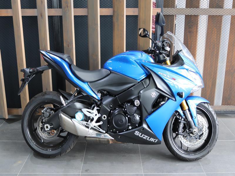 Suzuki Gsx 1000S